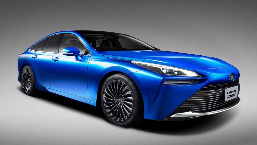 Tesla wśród samochodów wodorowych, czyli Toyota Mirai drugiej generacji