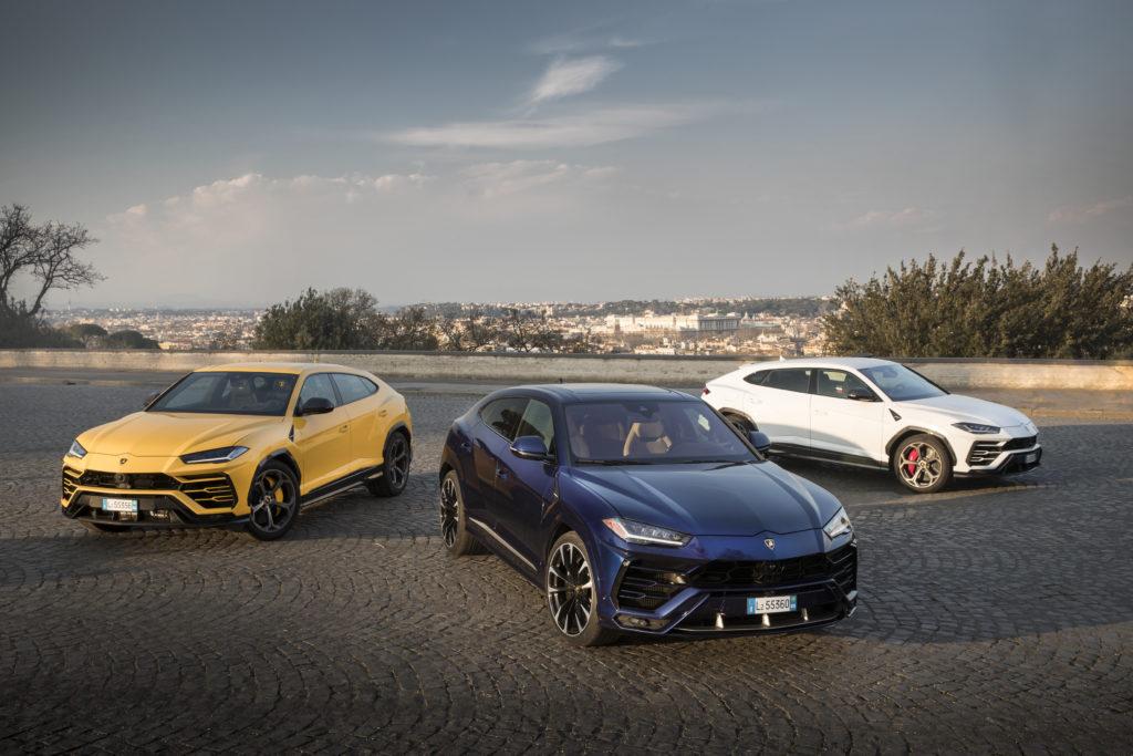 VAG zaprzecza sprzedaży Lamborghini, a marka może wejść na giełdę