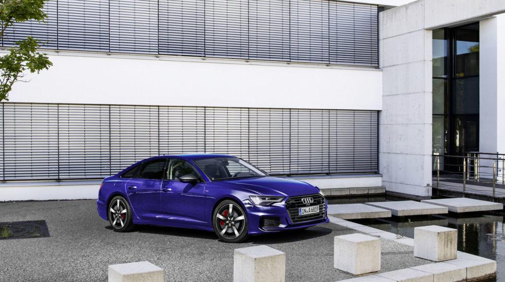 Audi A6 55 TFSI e – debiutuje hybrydowa limuzyna z Ingolstadt