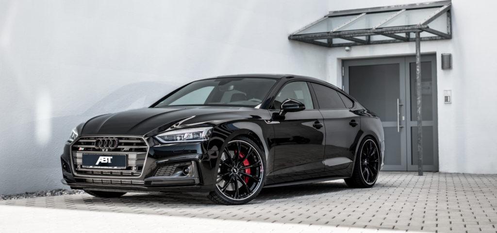 Audi S5 w Dieslu po modyfikacjach od ABT zyskuje sporo mocy