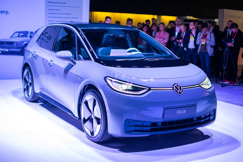 """Volkswagen ID.3 – Polska premiera """"przełomowego"""" elektryka"""