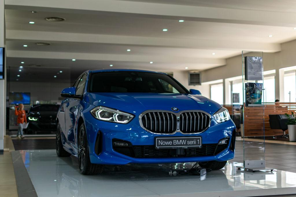 Nowe BMW serii 1 – premiera salonowa – wrażenia z jazdy M135i