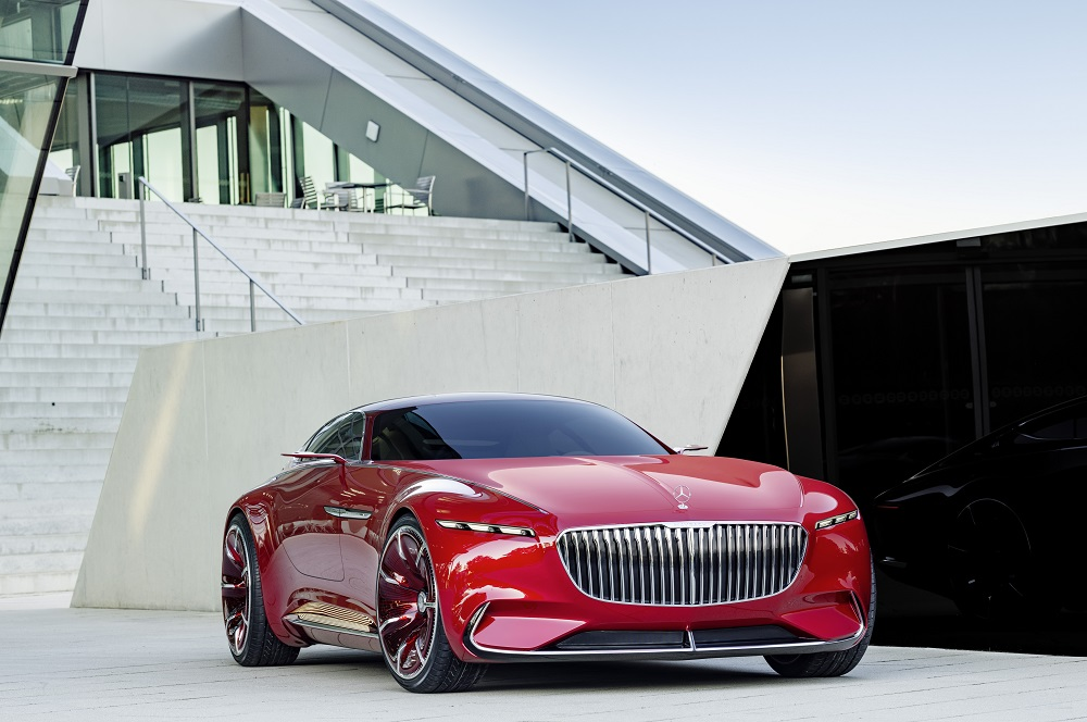 Mercedes-Maybach wchodzi w segment SUV-ów klasy Premium