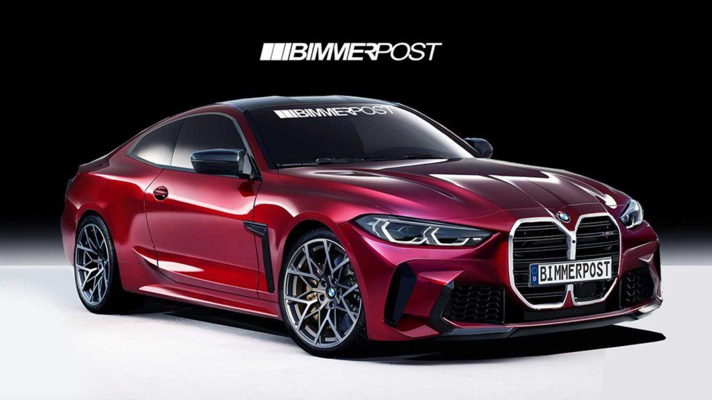 Tak może wyglądać nowe BMW M4 nowej generacji