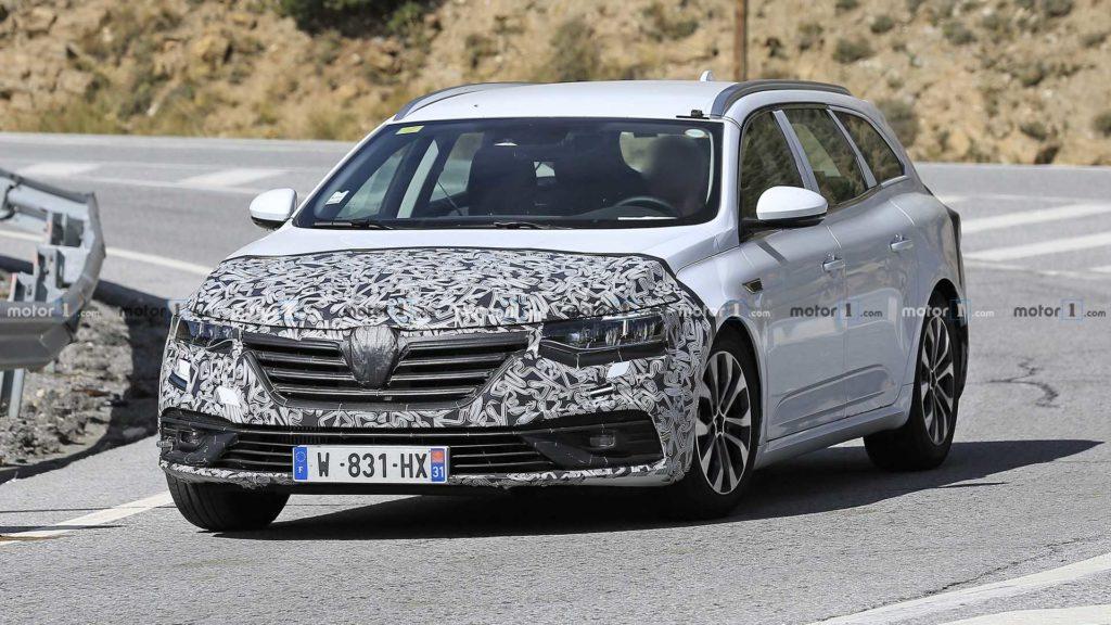 Odświeżone Renault Talisman trafi do salonów w 2020 roku