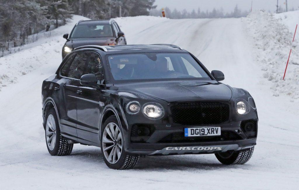 Bentley Bentayga 2021 – luksusowy SUV jest z nami od 4 lat