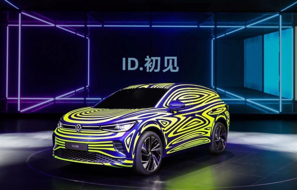 Zbliża się elektryczny crossover Volkswagena – ID.4