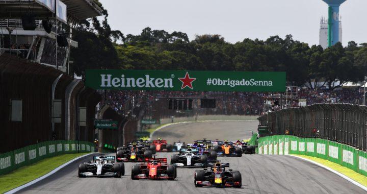 Grand Prix Brazylii [PODSUMOWANIE]