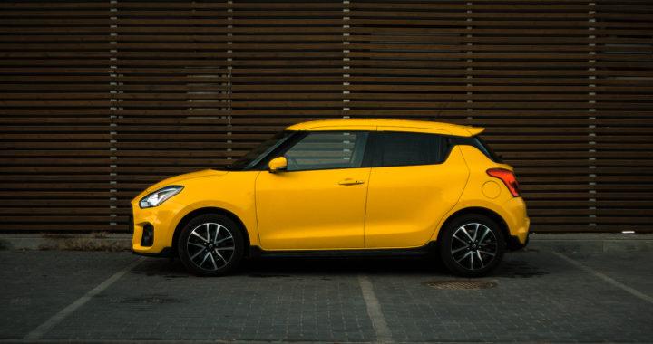 #TEST – Suzuki Swift Sport, czyli zgadnij kotku co mam w środku