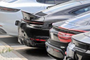 Ducktail może wrócić wraz z nowym Porsche 911 (992)