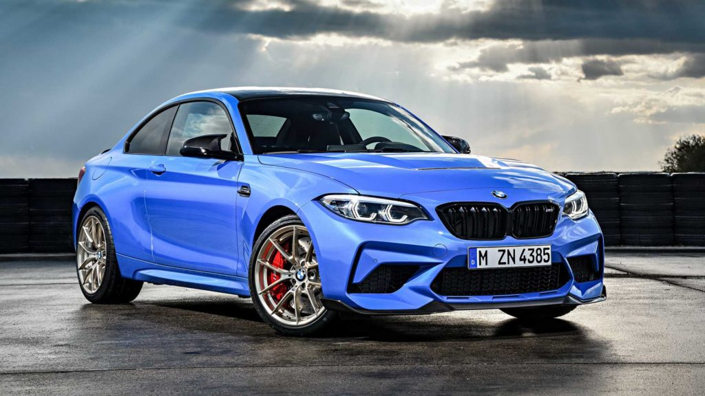 BMW M2 CS – jeszcze bardziej hardkorowe