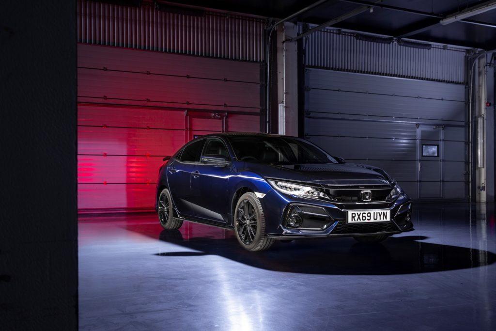 Honda Civic Sport Line – sportowy charakter z silnikiem 1.0