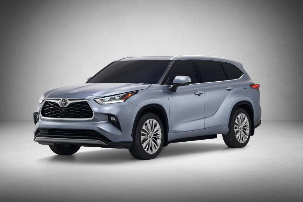 Toyota Highlander 2020 – nadciąga samochód-marzenie zza Oceanu