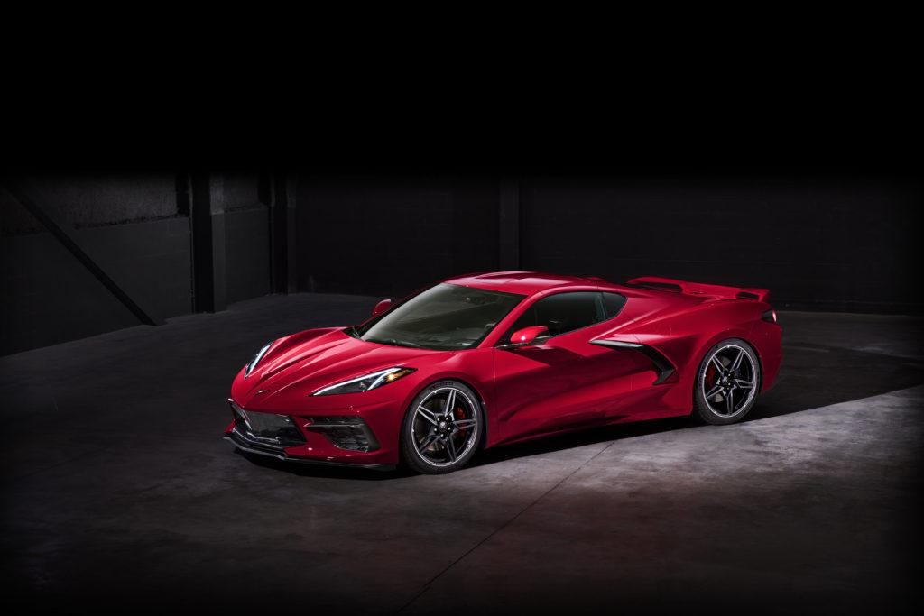 Corvette C8 mogła pokonać Nürburgring szybciej niż podaje producent