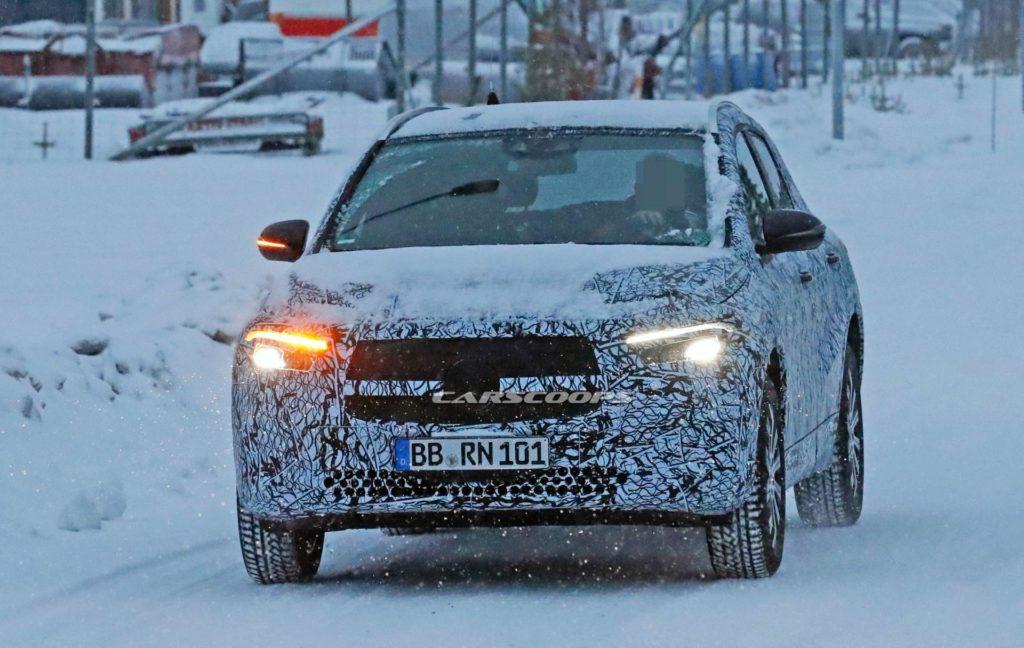 Mercedes EQA – jednak nie hatchback, a bliźniak nowego GLA