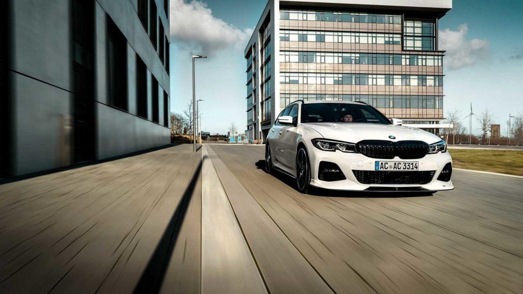 AC Schnitzer modyfikuje BMW serii 3 Touring