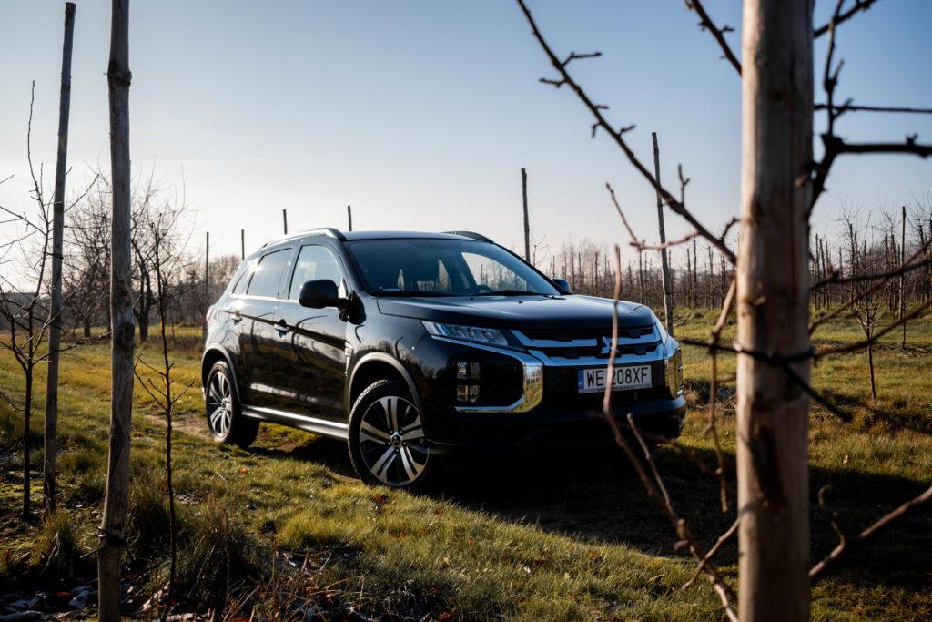 #TEST – Mitsubishi ASX 2.0 150 KM 2WD CVT – Active Sports Crossover?