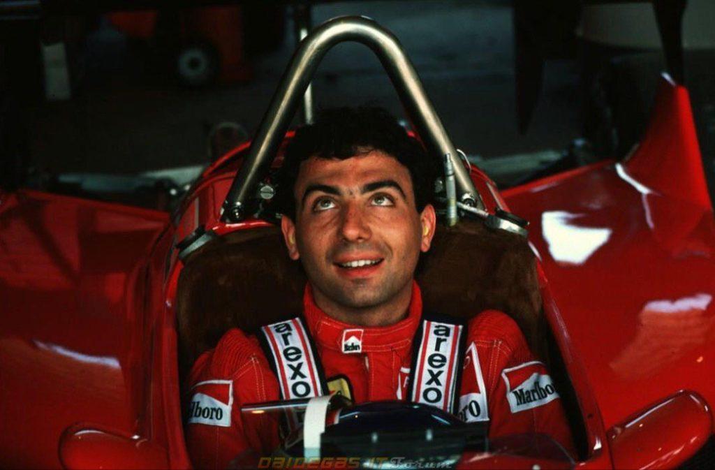 Michele Alboreto – zbyt miły, aby wygrać [Biografia]