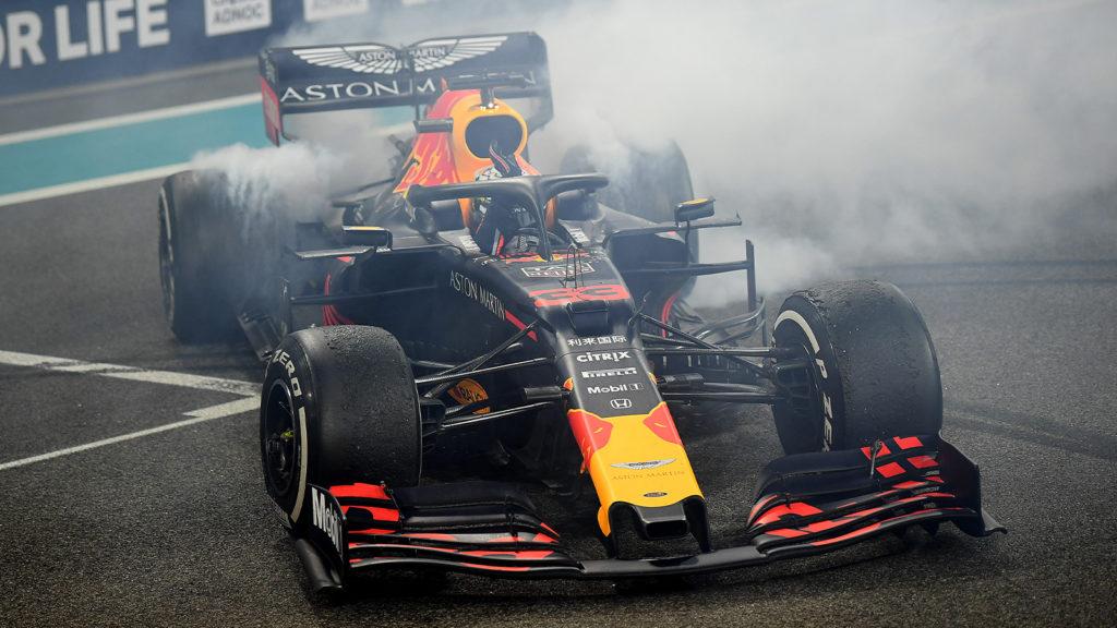 Podsumowanie sezonu F1 2019 – Red Bull