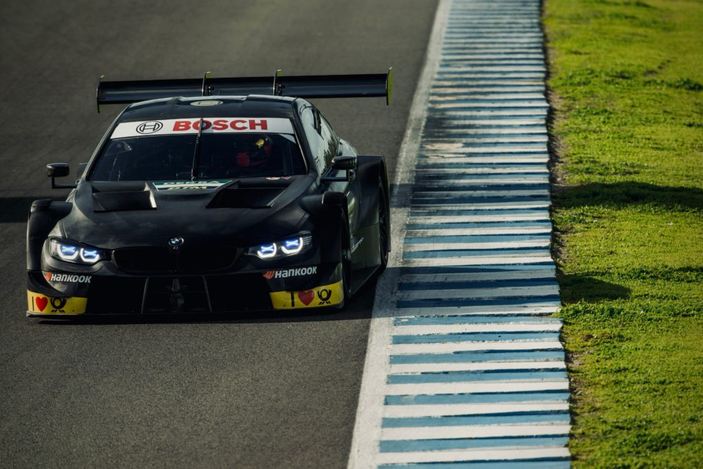 Testy na Jerez zakończone, Kubica zadowolony z jazdy