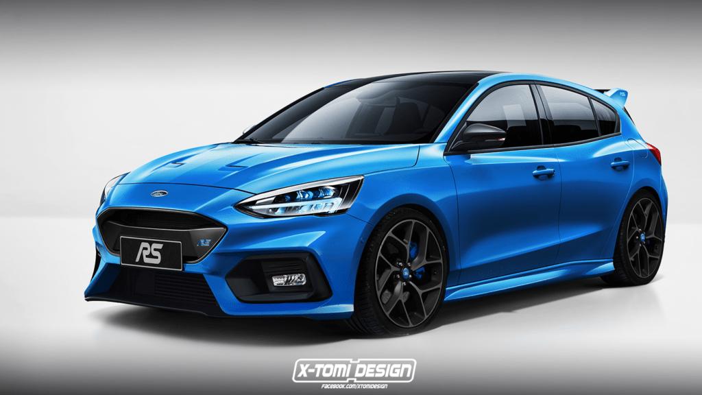 Ford Focus RS 2021 – szukuje się nowy konkurent AMG A45 S?