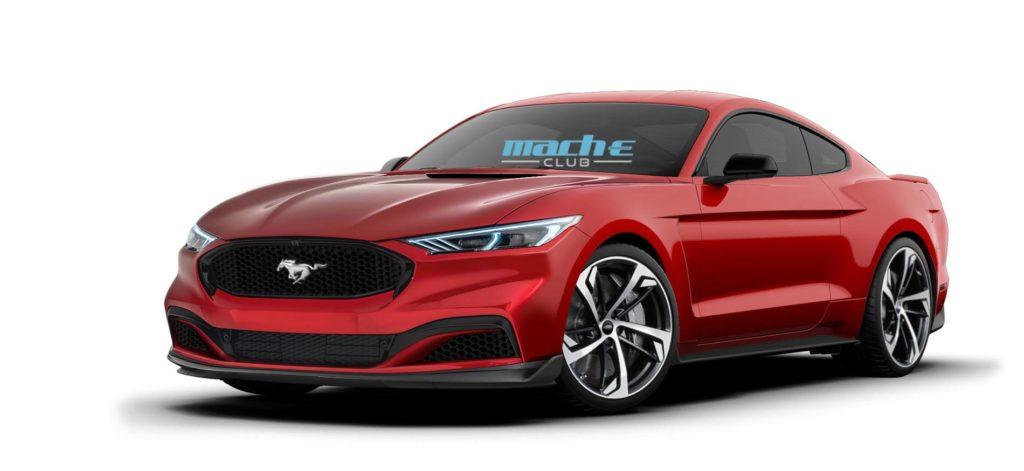Ford Mustang Mach-E Coupe – elektryczny Mustang zrobiony jak należy