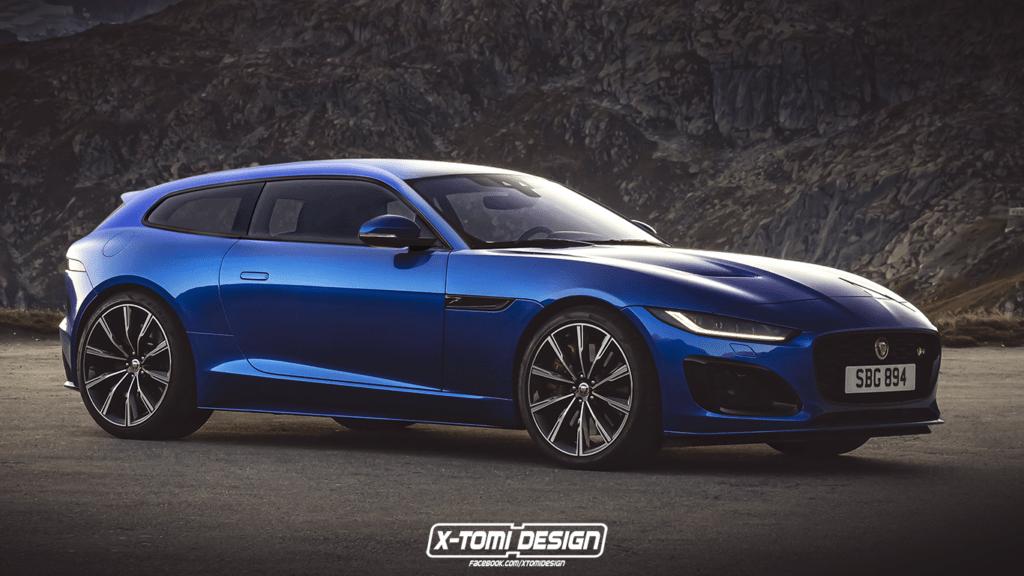 Jaguar F-Type Shooting Brake – użyteczny samochód sportowy?