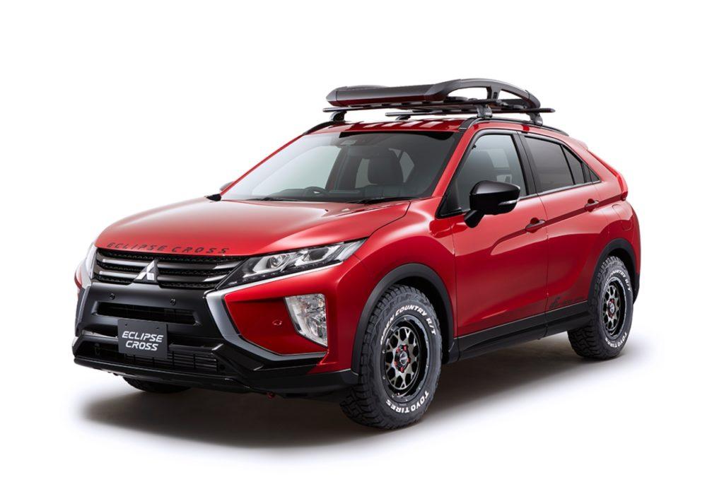Mitsubishi pokazało swoje samochody na Tokyo Auto Salon