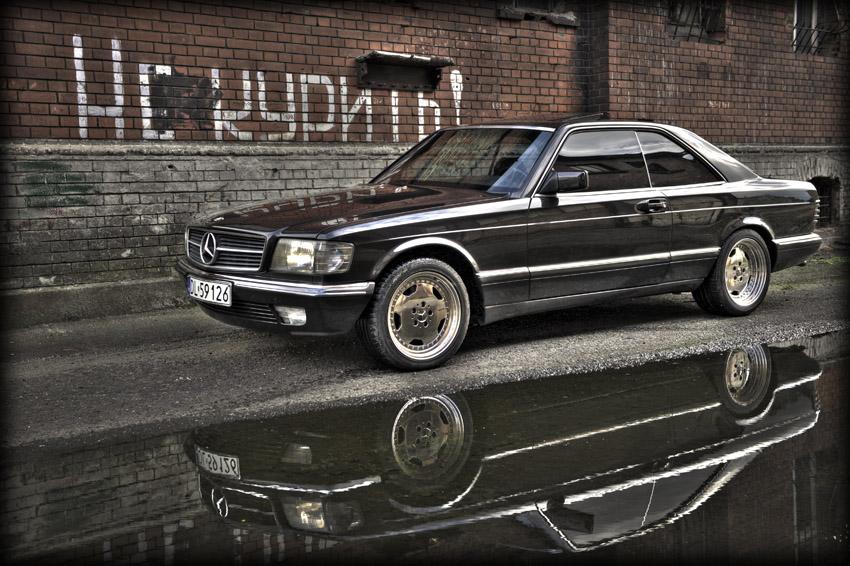 Mercedes W126 – kultowa klasa S lat 80. i 90. XX wieku