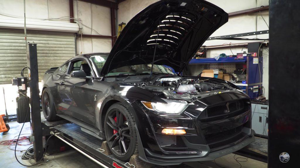 Mustang Shelby GT500 mocniejszy niż myślano – 825 KM bez strat!
