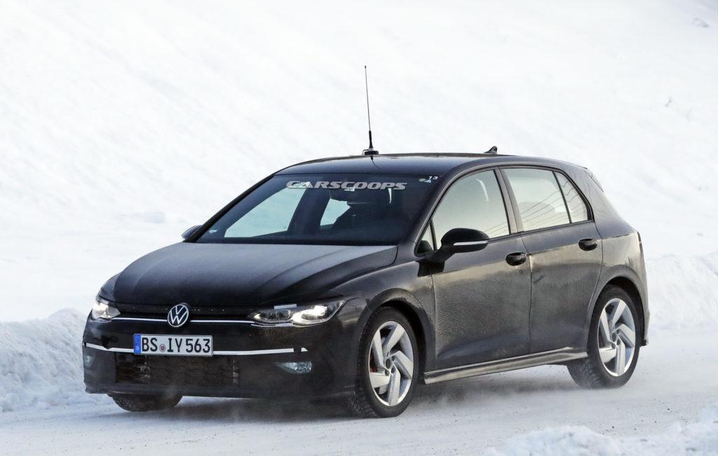 Golf GTI 2020 – ostatnie testy i dwa warianty:  250 oraz 290 KM