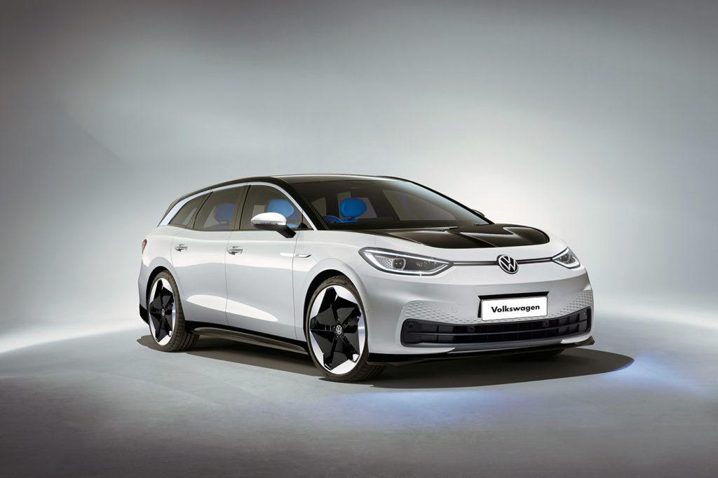 Volkswagen ID.3 Wagon – praktyczne kombi dla ludu na prąd?