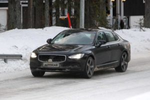 Volvo szykuje facelifting modeli V90, V90 Cross Country i S90