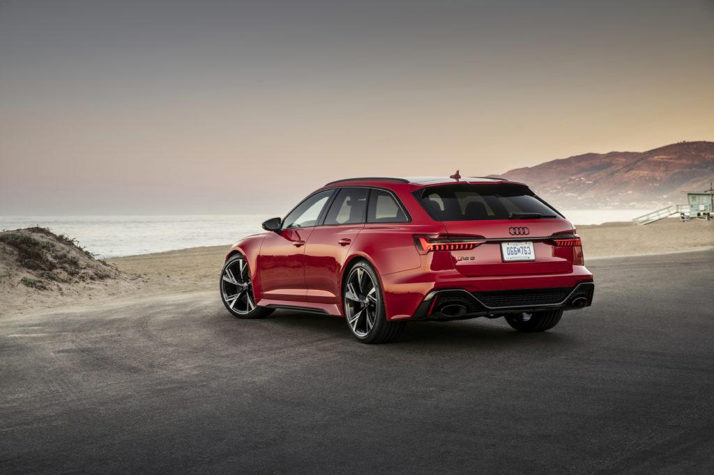 Audi: sedany oraz kombi pozostaną w ofercie, a SUV'y będziemy rozwijać