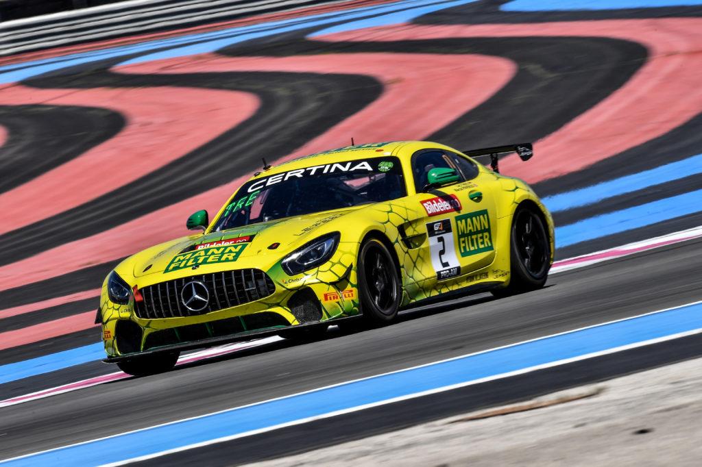 Mercedes wraca do DTM… ale tyko w pewnym sensie