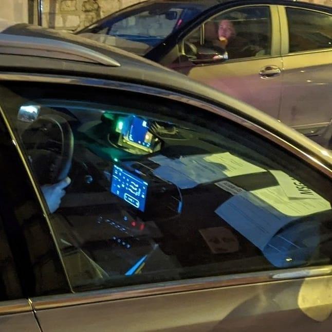 Wnętrze nowego Peugeota 308 na pierwszych zdjęciach szpiegowskich