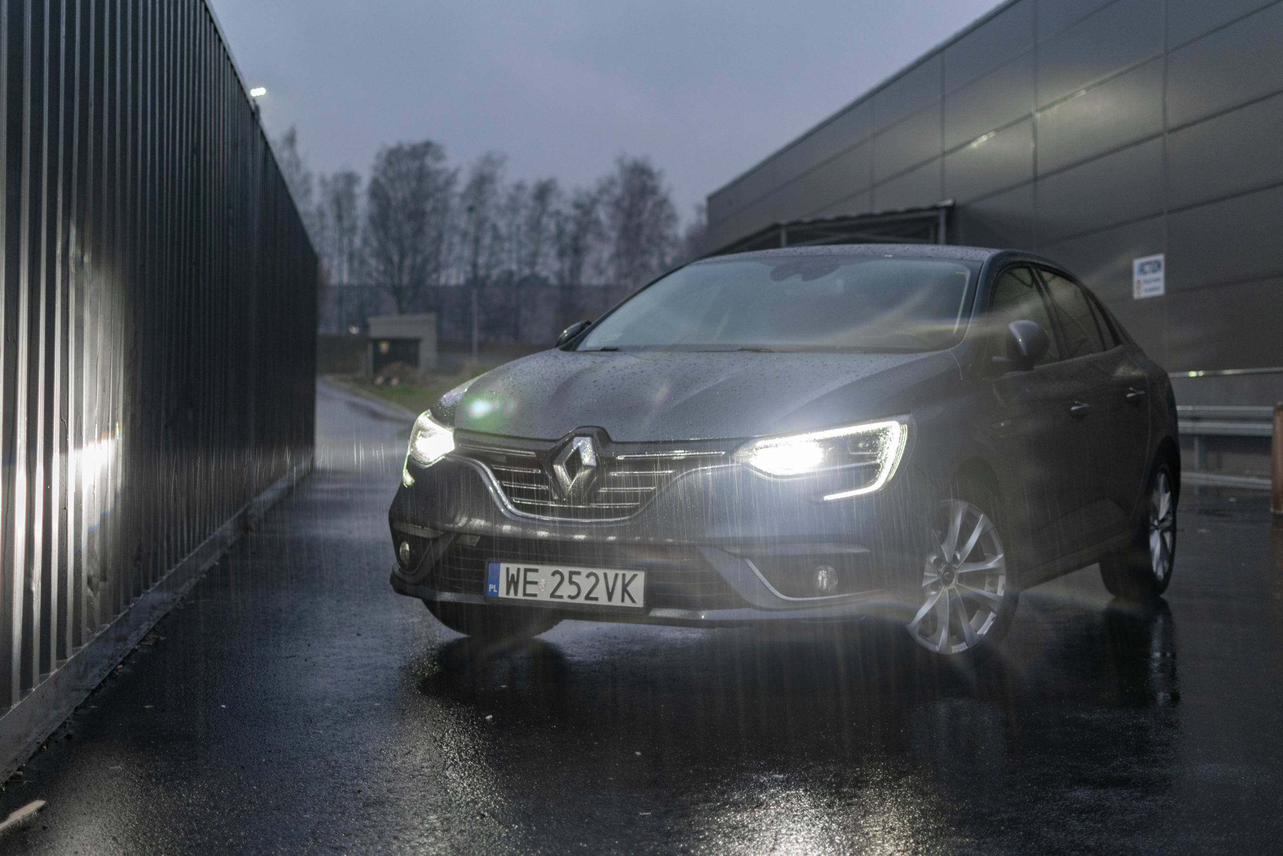 Renault Megane GrandCoupe INTENS TCE 140 FAP
