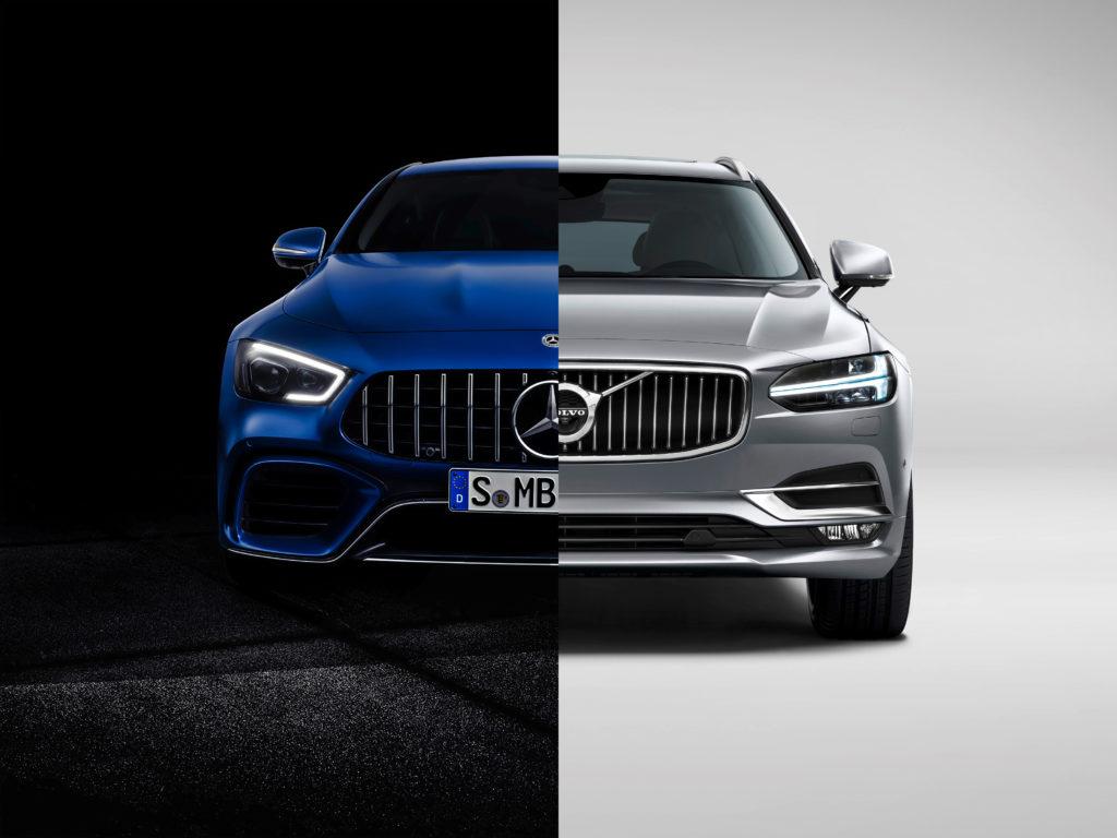 Volvo oraz Mercedes stworzą wspólnie silniki, aby było taniej