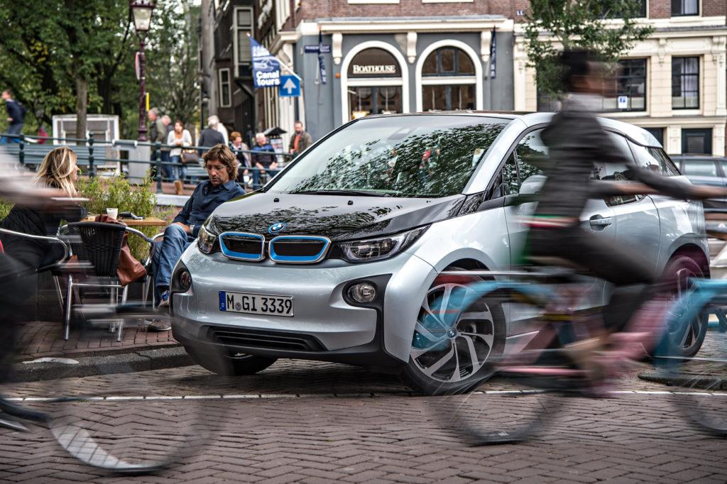 BMW i3 kończy 6 lat i jest ikoną elektryczności bawarskiej marki