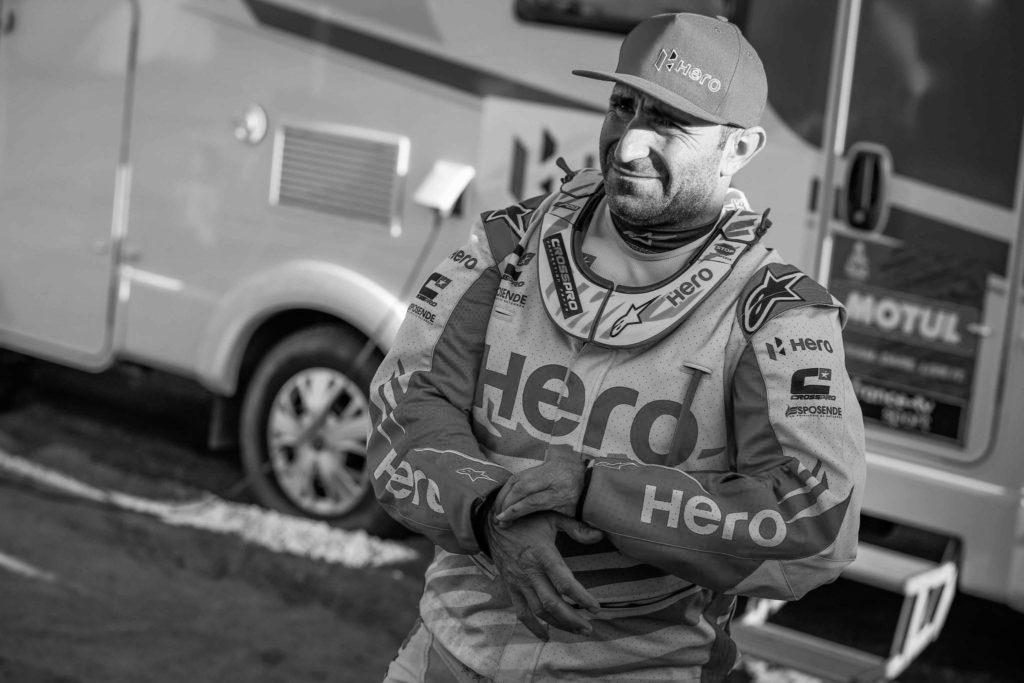 Paulo Goncalves zginął na siódmym etapie Rajdu Dakar