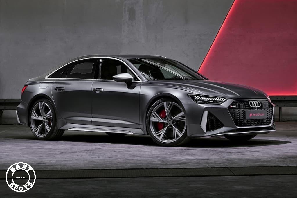 Czy Audi RS6 C8 w sedanie ma prawo istnieć? – jest wizualizacja