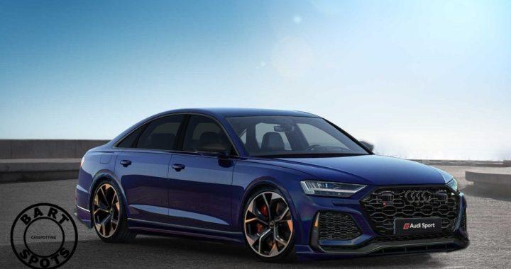 Audi RS8 o mocy 600-650 KM jako substytut dla samolotów?