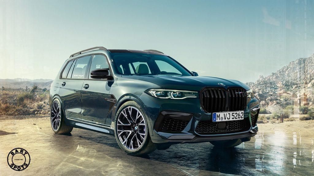 BMW X7 M Competition – czy jest coś bardziej szalonego?