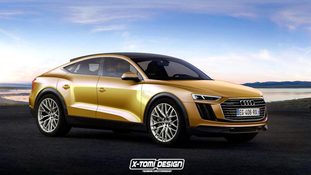 Zapowiedź nowego Audi Q9 oraz niepewne losy modelu TT