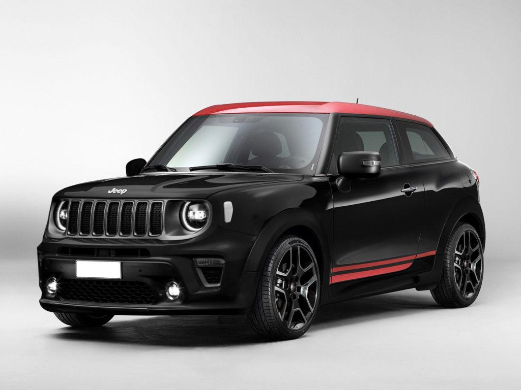 Jeep Renegade Coupe, czyli jak naśladować Porsche i czy to się uda?