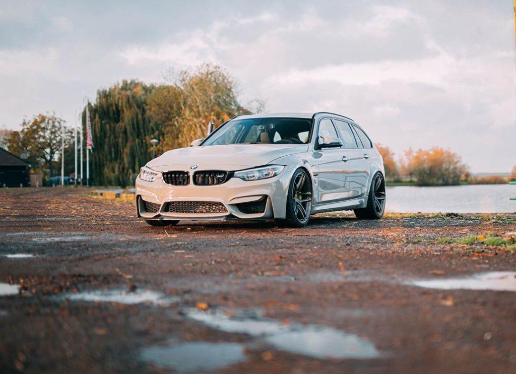 BMW M3 CS Touring – pierwsze i jedyne na świecie M3 CS w kombi