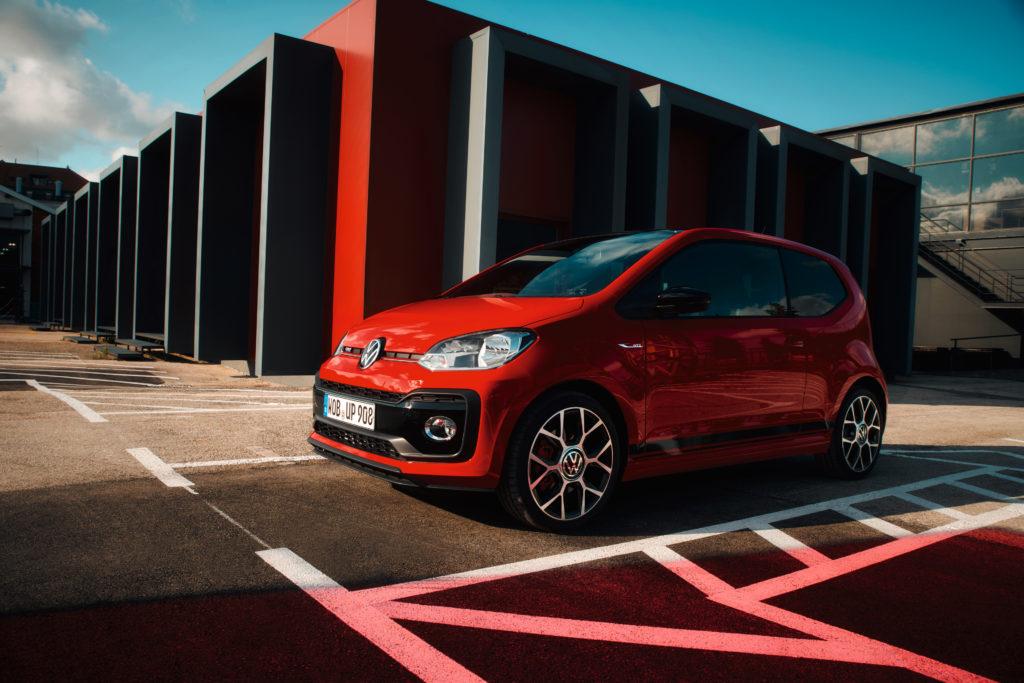 Volkswagen Up! 2020 – wersja R-Line oraz odświeżone GTI