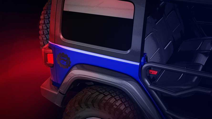 Jeep Wrangler pojawi się w limitowanej edycji na targach w Chicago