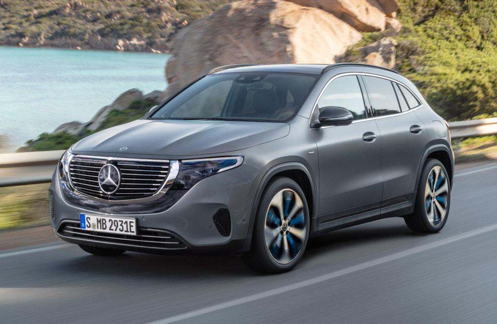 Mercedes EQA przyłapany podczas testów [Nowe informacje]