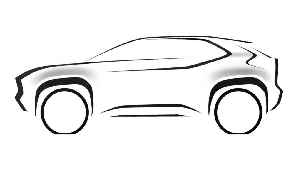 Toyota Yaris jako SUV oficjalnie zapowiedziana w Europie